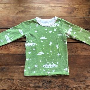 Winter Water Factory PJ top